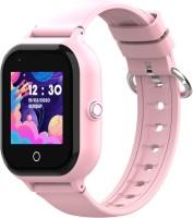 Sekyo 4G GPS Watch safety watch for kids Smartwatch(Pink Strap, Regular)