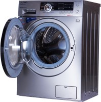 Lloyd 8 Washer with Dryer with In-built Heater Multicolor(LWDF80DX1)