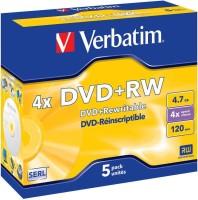 Verbatim DVD Rewritable Jewel Case 4.7 GB