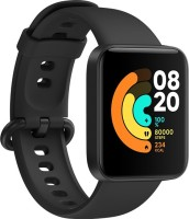 Redmi GPS Watch(Black Strap, Regular)