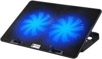 LAPCARE DCX-A101 2 Fan Cooling Pad(Black)