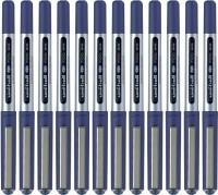 Uni Ball Eye (Pack of 2) Roller Ball Pen(Pack of 12, Blue)