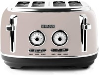 Haden 50019608 885 W Pop Up Toaster(Grey)