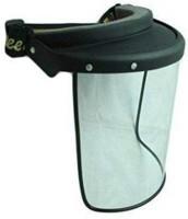 saIKRIPA GLASS VISOR MODULAR FACE SHIELD TRANSPARANT Helmet Visor(Black)