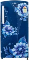 Lloyd 225 L Direct Cool Single Door 3 Star Refrigerator(Begonia Blue, GLDF243SBBT2PB)