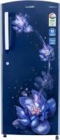 Lloyd 225 L Direct Cool Single Door 3 Star Refrigerator(Stellata Blue, GLDF243SSBT2PB)