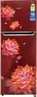 Lloyd 310 L Frost Free Double Door 2 Star Refrigerator(Sakura Red, GLFF312ASRT1PB)
