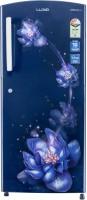 Lloyd 255 L Direct Cool Single Door 3 Star Refrigerator(Stellata Blue, GLDF273SSBT2PB)