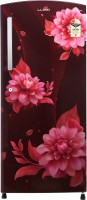 Lloyd 225 L Direct Cool Single Door 2 Star Refrigerator(Begonia Wine, GLDC242SBWT2PB)