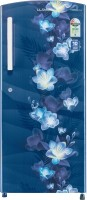 Lloyd 225 L Direct Cool Single Door 2 Star Refrigerator(Gardenia Blue, GLDC242SGBT2PB)