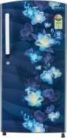 Lloyd 200 L Direct Cool Single Door 2 Star Refrigerator(Gardenia Blue, GLDC212SGBT2PB)
