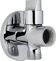 KAMAL Tee Cock - Flute Twin Elbow Valve Faucet(Wall Mount Installation Type)