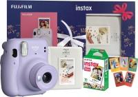 FUJIFILM Instax Treasure Box Mini 11 Instant Camera(Purple)