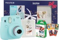 FUJIFILM Instax Treasure Box Mini 9 Instant Camera(Blue)