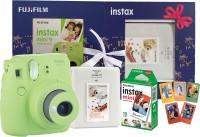 FUJIFILM Instax Treasure Box Mini 9 Instant Camera(Green)