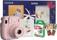FUJIFILM Instax Treasure Box Mini 11 Instant Camera(Pink)