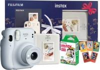 FUJIFILM Instax Treasure Box Mini 11 Instant Camera(White)