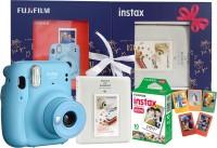 FUJIFILM Instax Treasure Box Mini 11 Instant Camera(Blue)