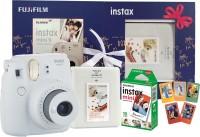 FUJIFILM Instax Treasure Box Mini 9 Instant Camera(White)