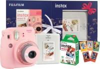 FUJIFILM Instax Treasure Box Mini 9 Instant Camera(Pink)