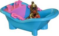 SUFFICE Plastic Bathtub for Laddu Gopal Deity Ornament(Laddu Gopal, Kanha, Krishna)