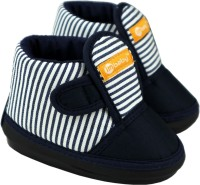 im baby Boys & Girls Velcro Casual Boots(Blue)