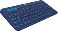 Logitech K380 Bluetooth Tablet Keyboard(Blue)