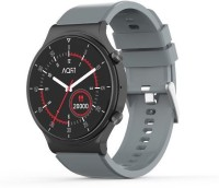 AQFIT W9 Bluetooth Calling Smartwatch(Grey Strap, Regular)