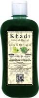 khadi natural herbal Amla and Bhringraj Shampoo For Women and Men 500 ml(500 ml)