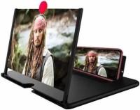 ABC WARRIORS mini cinema amplifier magnifier 3d 8 inch Video Glasses(Black)