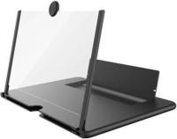 ABC WARRIORS portable magnifier 3d screen Video Glasses(Black)