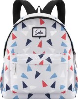 Genie Confetti Grey 20 litre Casual Backpack 20 L Backpack(Multicolor)