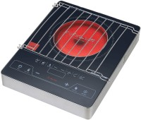 cello Blazing 500 A Induction Cooktop(Black, Red, Touch Panel)