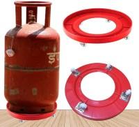 Urban Storm Gas Cylinder Trolley(Red)