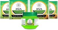 Jiva Aloe Honey Gel - For Soothing & Moisturizing - 100 g Each - Pack of 4(100 g)