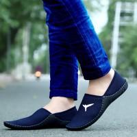 Robbie jones Casual Shoes Casuals For Men(Blue)