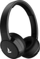 boAt Rockerz 650 with 60 Hours Battery Backup Bluetooth Headset(Active Black, On the Ear)