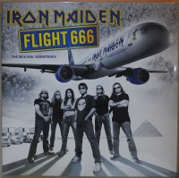 Iron Maiden ?– Flight 666 - The Original Soundtrack - 0190295851941 Vinyl Limited Edition(English - Kevin Shirley, Steve Harris)