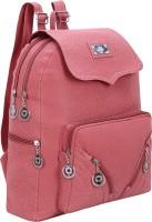 Sky Focus Orange Female Student Waterproof Bags Backpack Girls Casual Daily 25 L Backpack(Pink)