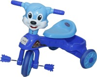 evohome Kids Baby Chikko Ride on Push Car Ride with Backrest Musical Horn for Children Kids Toy Ride-on,Kids Toys, Toddler Baby Toy Baby Car Suitable for Kids Boys & Girls Age 1-3 Years Old(Blue)