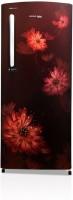 Voltas 220 L Direct Cool Single Door 3 Star Refrigerator(Dahlia Wine, RDC240CDWEX/XXSG)