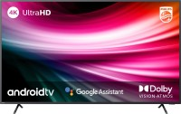 PHILIPS 8200 Series 126 cm (50 inch) Ultra HD (4K) LED Smart Android TV(50PUT8215/94)