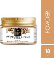GOOD VIBES Powder - Sandalwood De Oiled Wood Hair Mask(18 g)