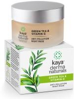 KAYA Green Tea & Vitamin E Night Mask(50 g)