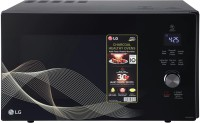 LG 28 L Convection & Grill Microwave Oven(MJEN286UH, BLACK)
