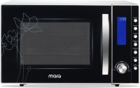 MarQ By Flipkart 30 L with 200 Auto Cook Menus Convection Microwave Oven(AC930AHY-ST / AC930AHY-S, Black, Silver)