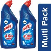 Harpic Power Plus Original Liquid Toilet Cleaner(2 x 900 ml)