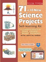 71+10 New Science Projects (With Online Content on Dropbox)(English, Paperback, Garg C.L.)