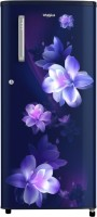 Whirlpool 190 L Direct Cool Single Door 3 Star Refrigerator(Sapphire, WDE 205 CLS PLUS 3S Sapphire Magnolia)