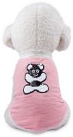 Emily Pets Tank Top for Dog, Cat(Pink)